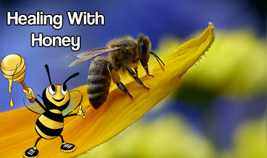 Manuka honey healing benefits