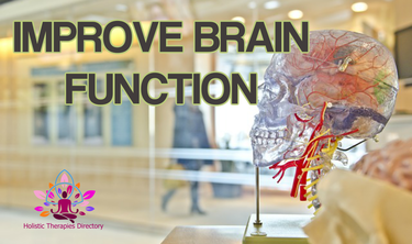 Natural Remedies That Improve Brain Function